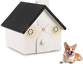 YC° Bark Control Device Ultrasonic Anti Barking Device,Stop Dog Bark Deterrents with Adjustable Ultrasonic Level Control S...