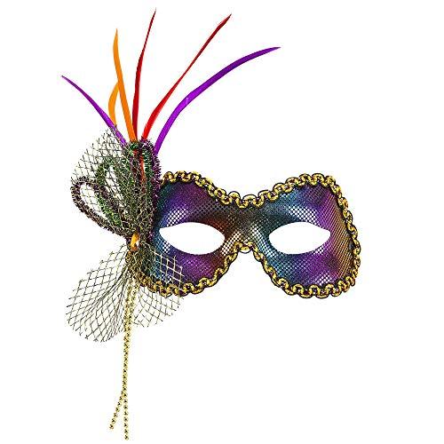 Widmann Generique - Loup Papillon Multicolore Femme