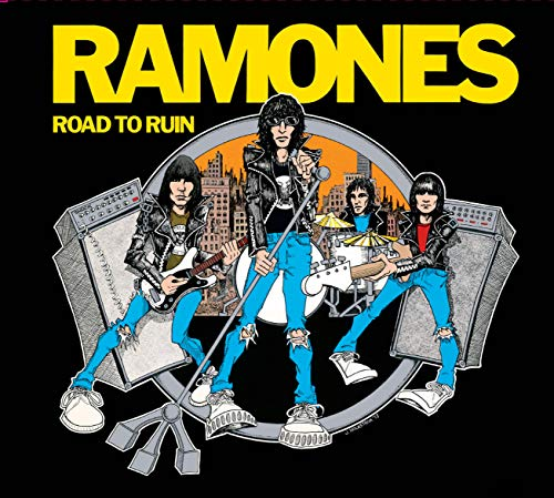 Ramones - Road To Ruin (Remastered) [CD]