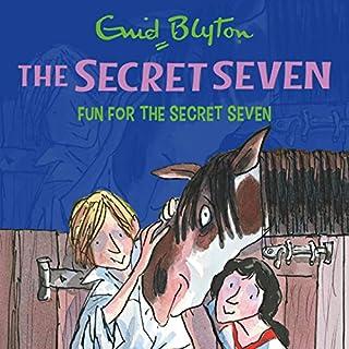 Fun for the Secret Seven cover art