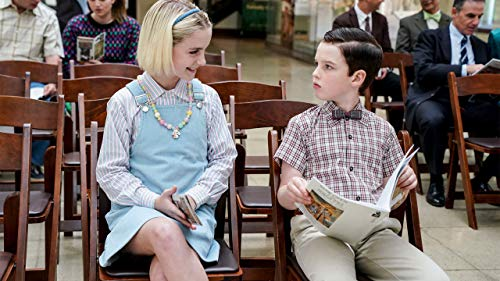 Superior Posters Young Sheldon American Comedy Television Series 12 x 18 Inch Quoted Multicolour Rolled Poster YS57