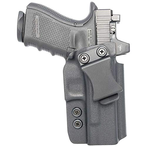 Concealment Express IWB KYDEX Holster fits Sig Sauer P320 Compact/Carry   Right   Black