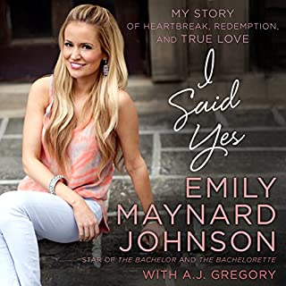 I Said Yes audiobook cover art