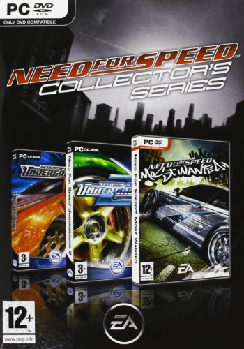 Need for Speed: Collectors Series - Includes Underground 1, 2  and Most Wanted  [UK Import]