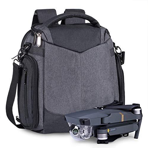 Estarer Drohne Rucksack Schultertasche für DJI Mavic 2 Pro/Zoom, Mavic Air/Mini, kleine Kameratasche für Reisen