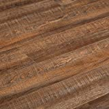 Vesdura 5.5mm SPC Click Lock Elevation Collection - Ayer Rigid Core Watereproof Stain Resistant Wood Grain Vinyl Planks with Underpad Attached - Sample