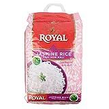 Royal Thai Hom Mali White Jasmine Rice, 25 Pound