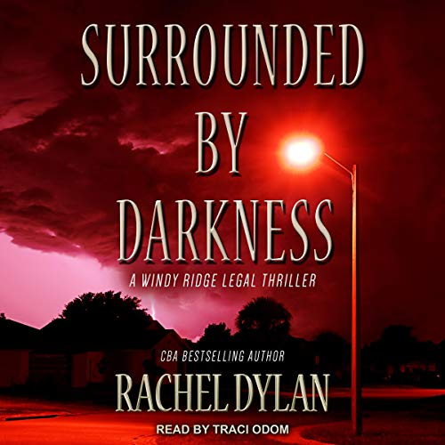 Surrounded by Darkness audiobook cover art