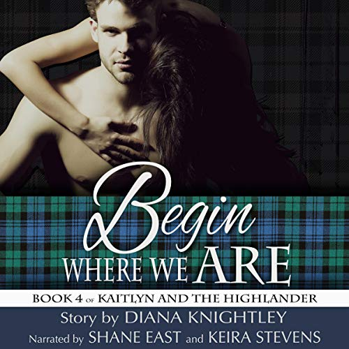 Begin Where We Are audiobook cover art