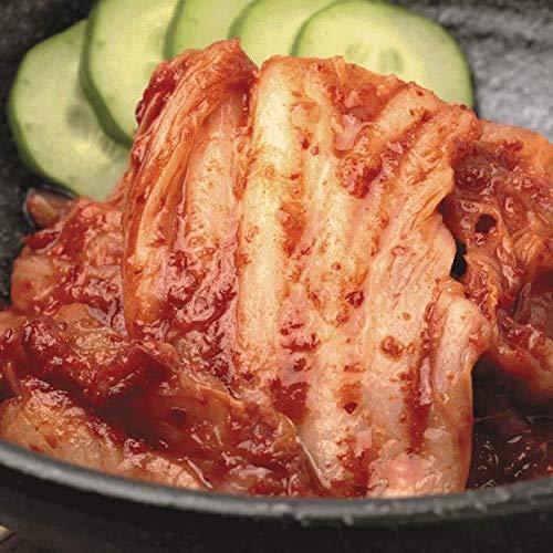 餃子計画) 冷凍 白菜キムチ 500g