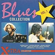 Eric Clapton % the Yardbirds, John Mayall, B.B.King, Jeff Beck, Canned Heat...