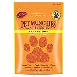 100% Natural Dog Treats Natural hand cuts, delicately roasted to perfection No artificial additives or preservatives No artificial Flavourings or colours