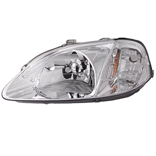 00 civic headlight assembly oem - 8