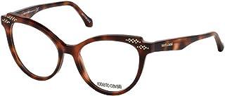 Roberto Cavalli Ladies Tortoise Cat Eye Frames RC5064 055 52