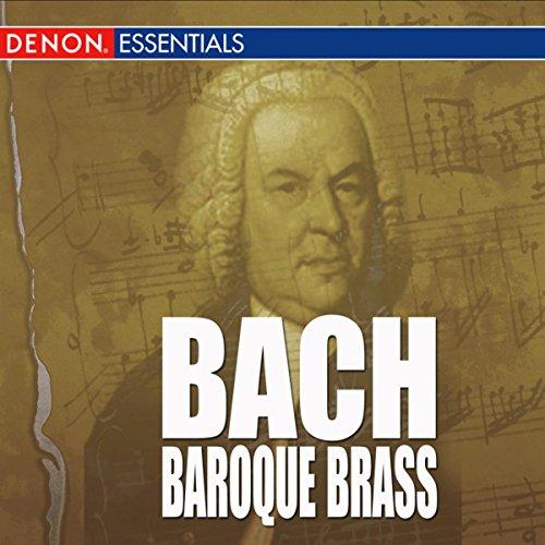 Das Wohltemperierte Klavier I, BWV 846 - 869 - Präludium and Fuge No. 20 in A Minor, BWV 865 (Bearbeitung für Blechbläser)