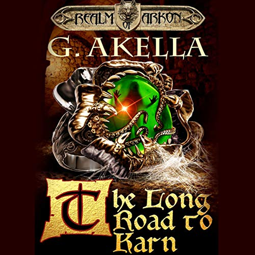 The Long Road to Karn cover art