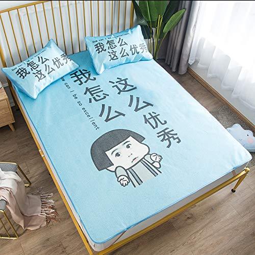 Dibujos animados de dos yuanes pequeño asiento de seda de h