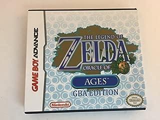 Zelda, Oracle of Ages - Nintendo GBA - GameBoy Advance - Fan Translation