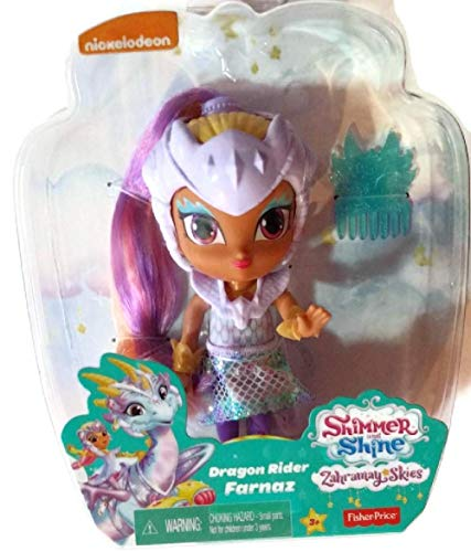 Fisher-Price Nickelodeon Shimmer & Shine, Dragon Rider Farnaz