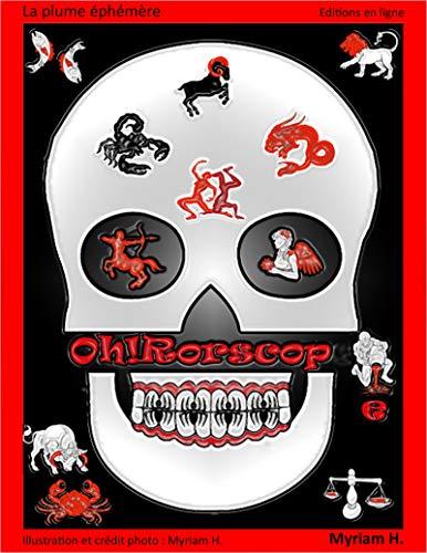 Couverture du livre Oh!Rorscope: OhRorscope - Thriller - Horreur - Policier