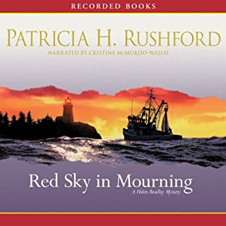 Red Sky in Mourning audiobook cover art