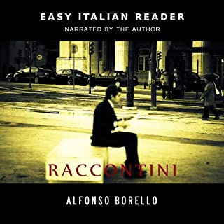 Raccontini - Easy Italian Reader (Italian Edition) audiobook cover art