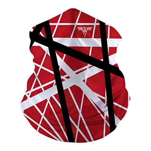Eddie Van Halen Multifunctional Bandana Face Coverings Balaclava Scarf Neck Headwear