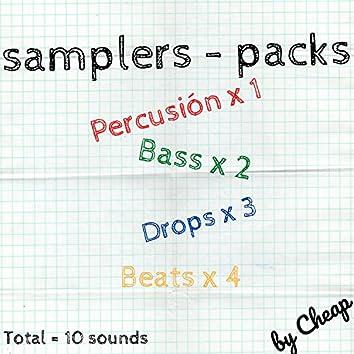 Samplers - packs