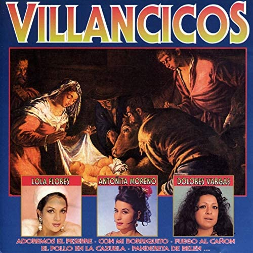 Antoñita Moreno, Dolores Vargas, Lola Flores & Antonio González