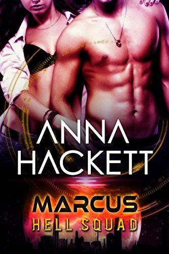 Marcus by Anna Hackett