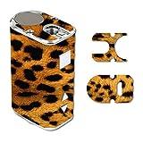 Eleaf iStick 10W Mini Vape E-Cig Mod Box Vinyl DECAL STICKER Skin Wrap / Leopard Skin