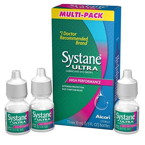 Systane Ultra Thomaswi Lubricant Galls, 0.3 onza de fluidos