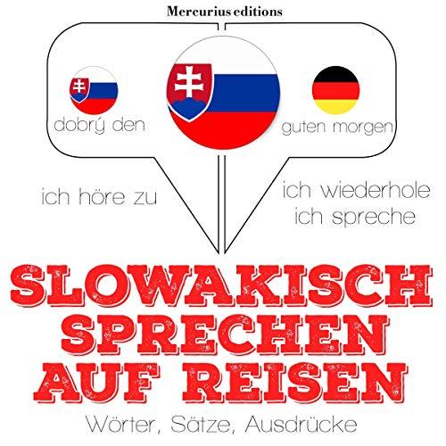Slowakisch sprechen auf Reisen cover art