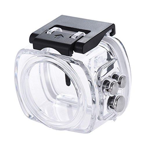 Andoer Dual-Lente 360 Gradi Panoramica Sport di Azione della Macchina Fotografica VR 1920 * 960P 30fps HD da 8 Megapixel con 220 pesci di Grado Occhi Lens
