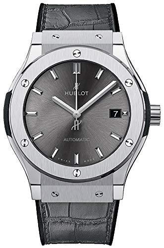 Hublot Classic Fusion Reloj automático de titanio para hombre 565.NX.7071.LR