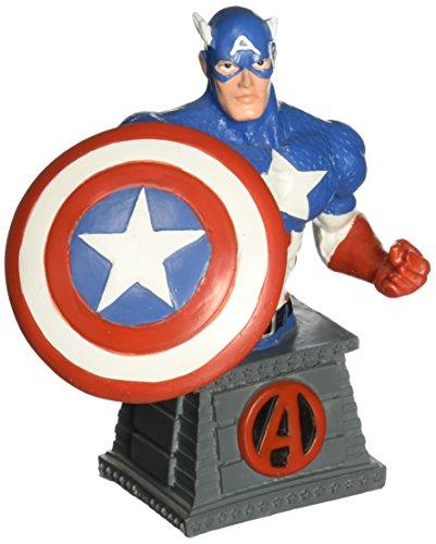 Estatua Capitan America marca Marvel