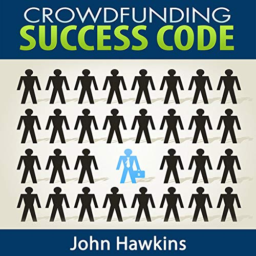Crowdfunding Success Code audiobook cover art