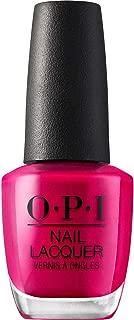 OPI Nail Lacquer, California Raspberry