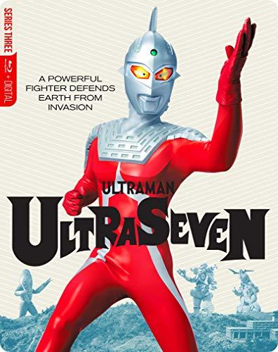 ウルトラマン コンプリート ブルーレイ 限定スチールブック仕様[Blu-ray リージョンA](輸入版)