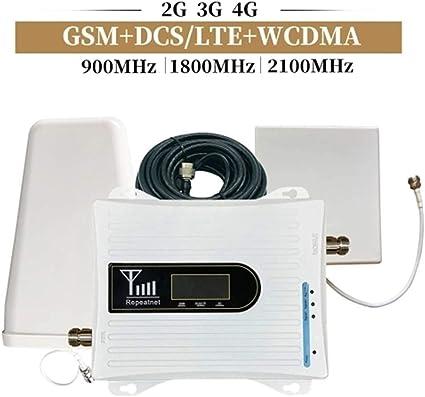 WiFi Range Extender Teléfono celular 2G 3G 4G Triple Banda de ...