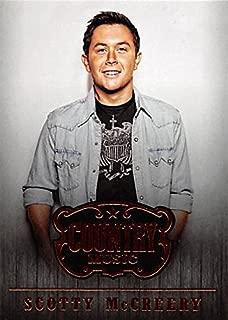 Scotty McCreery trading card (Country Music Star) 2014 Panini #69