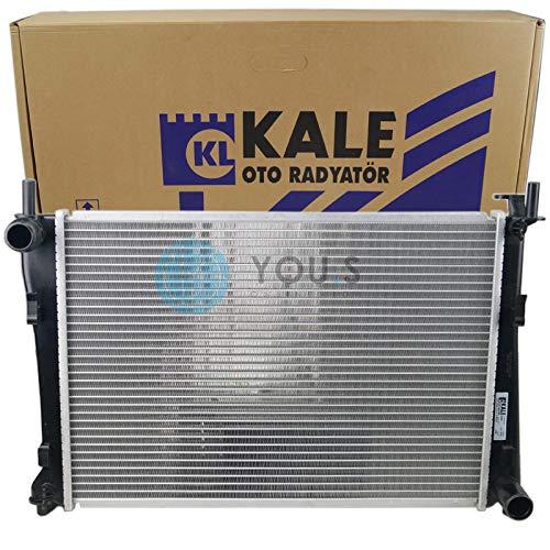 KALE Motorkühler Wasserkühler Netzmaße: 502 x 349 x 16 mm - C20115200