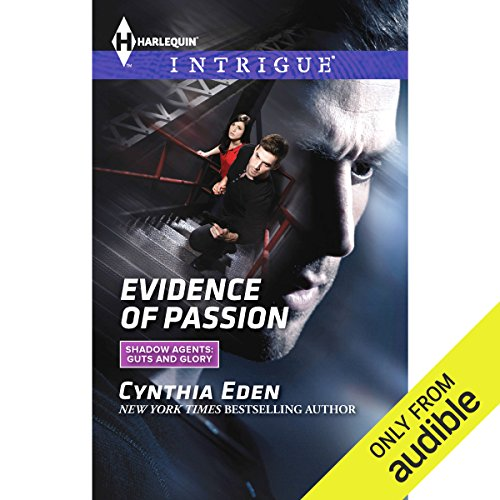 Evidence of Passion audiobook cover art