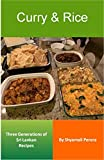 Curry & Rice: Three Generations of Sri Lankan Recipes