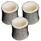 HIFROM Replacement Wick Filters HWF65 Replacement for Holmes Sunbeam Bionaire Humidifier HM1888, HM1889, HM2059, HM3000, HM3800, HM3850, HM4000 Filter C Replace HWF65CS -3 Pack