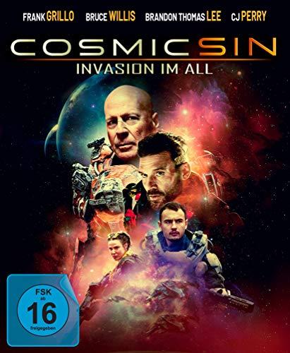 Cosmic Sin - Invasion im All [Blu-ray]