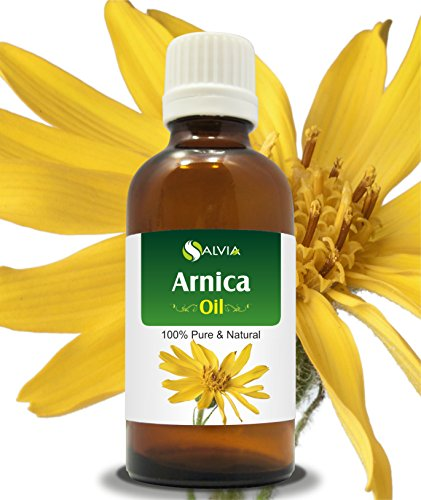 Arnica (Arnica Montana) Therapeutic Essential Oil by Salvia Amber...