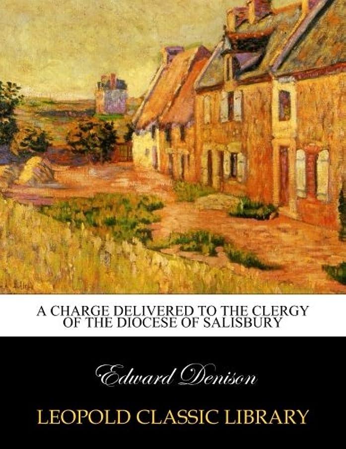 反逆者タール頭痛A charge delivered to the clergy of the diocese of Salisbury