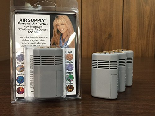 Our #10 Pick is the Wein Mini-Mate AS180i Personal Air Purifier