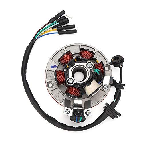 Piastra statore magnete di accensione adatta per LIFAN YX 140cc Kick Start Engine PIT PRO Trail Dirt Bike